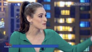 Foto Pilar Fogliati Cuori La vita in diretta