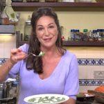 Cotto e mangiato, ricetta 28 ottobre: risotto spinaci e mozzarella di bufala