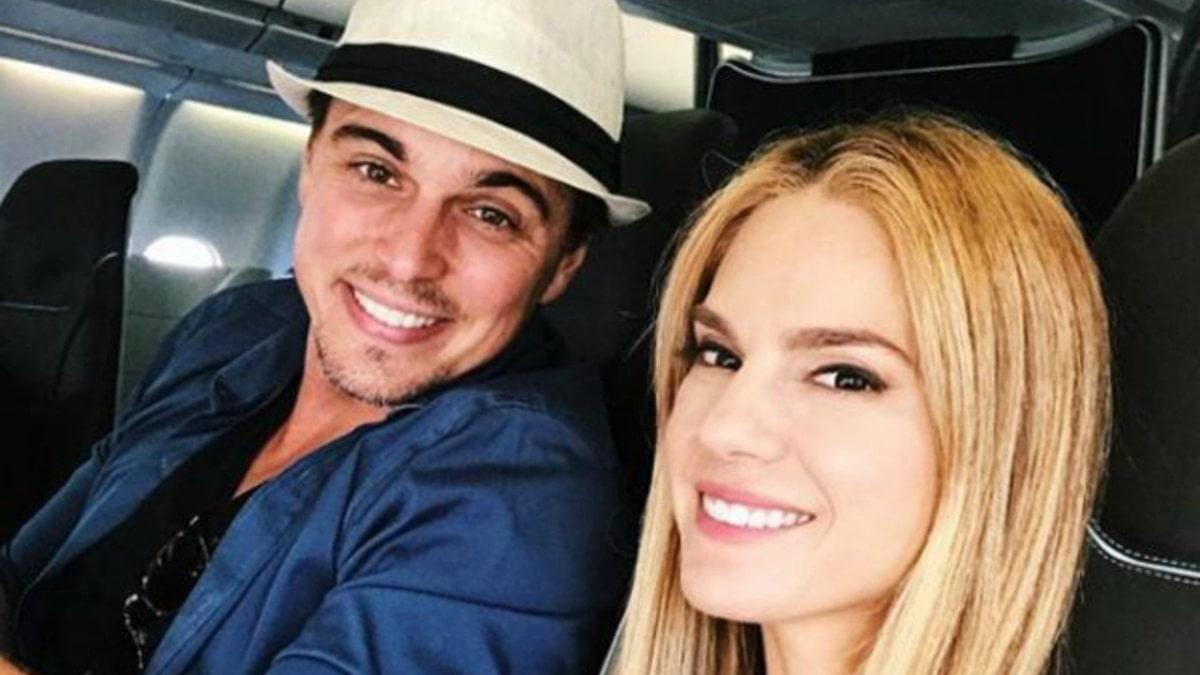 foto Wyatt ed Eva di Beautiful
